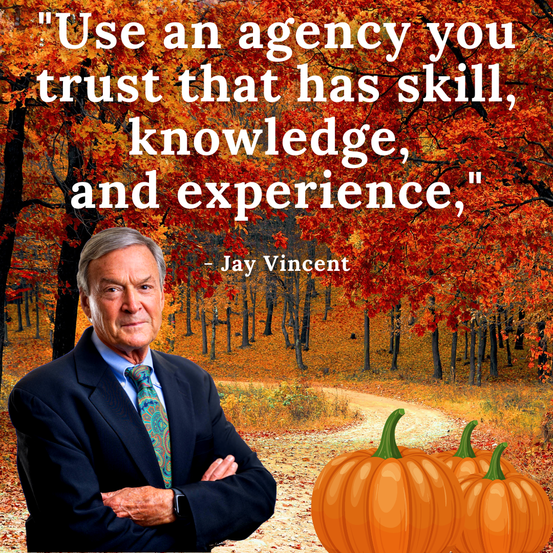 Jay, Fall Background, Real Estate Advice